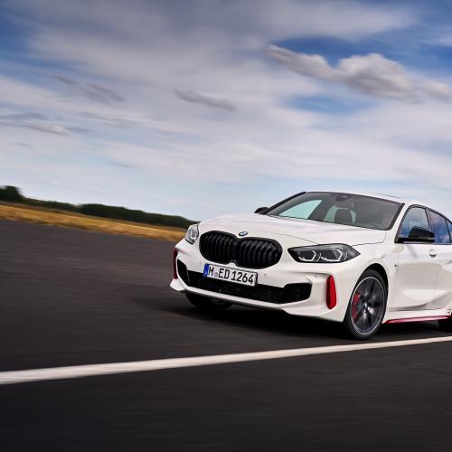 BMW 128ti (2021) | Les photos officielles de la compacte sportive