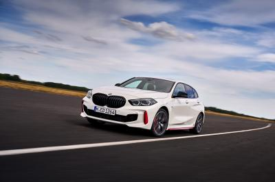 BMW 128ti (2021) | Les photos officielles de la compacte sportive