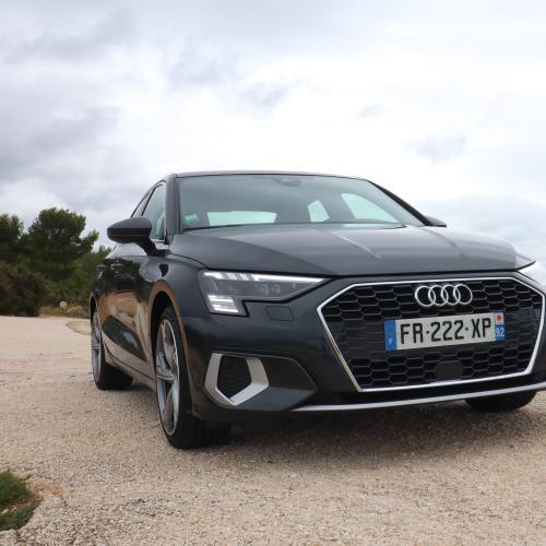 Audi A3 | nos photos de l'essai de la 4e génération en version berline