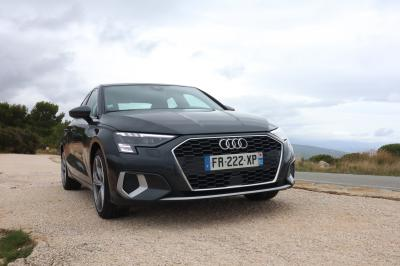 Audi A3 | nos photos de l'essai de la 4e génération en version berline