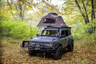 Ford Bronco Overland | Les photos du concept-car tout-terrain