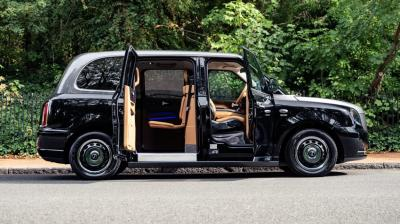 Sutton VIP Class LEVC | les photos du taxi le plus luxueux de Londres