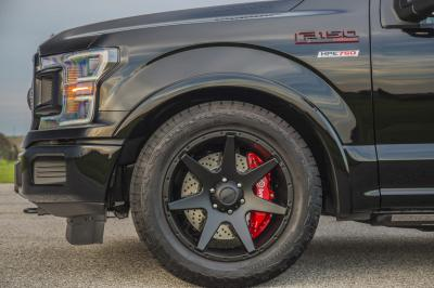 Ford F-150 Hennessey | les photos officielles du pick-up préparé