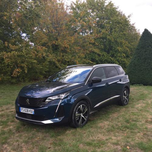 Peugeot 5008 (2021) | nos photos de l'essai du SUV