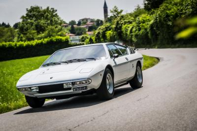 Lamborghini Urraco | Les photos de la sportive des années 70