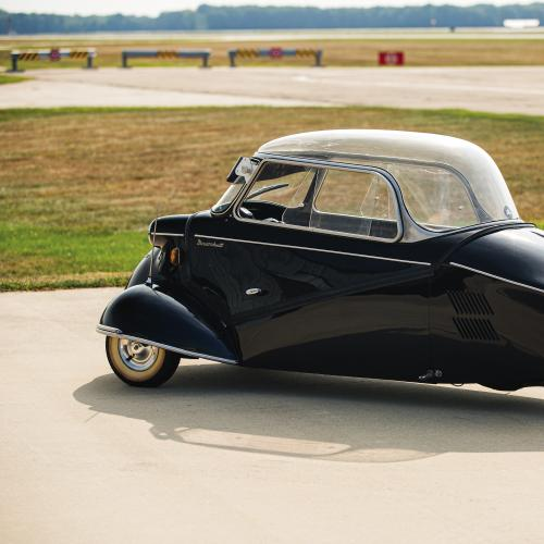 Messerschmitt KR 175 | Les photos de la microcar allemande