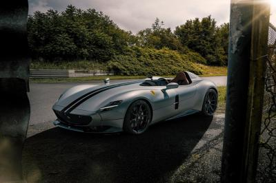 Ferrari Monza SP1 by Novitec | Les photos de la barchetta ultra-exclusive préparée