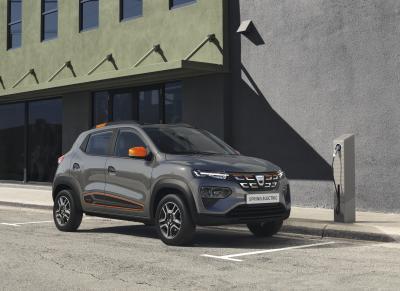 Dacia Spring (2021) | Les photos de la citadine électrique à bas coût