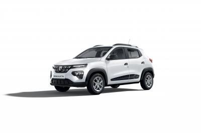 Dacia Spring Electric Cargo | les photos officielles de la version dédiée aux pro
