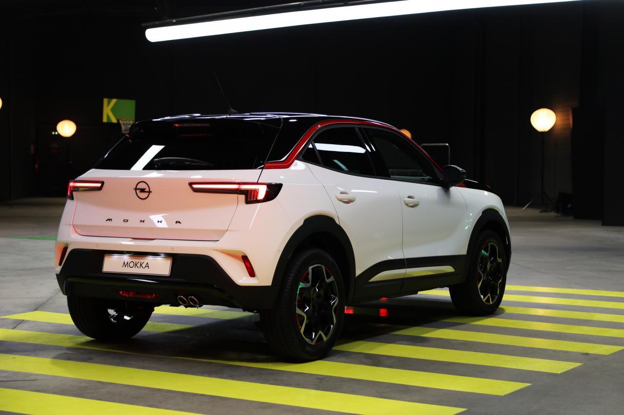Nouvel Opel Mokka 2021 Nos Photos Du Suv