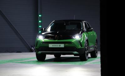 Opel Mokka-e (2021) | nos photos du SUV urbain 100% électrique