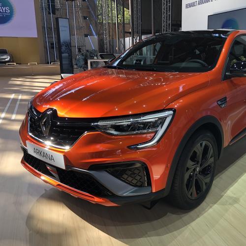 Renault Arkana (2021) | nos photos du SUV Coupé