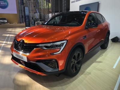 Renault Arkana (2021) | nos photos du SUV Coupé