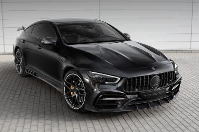 Mercedes AMG-GT 63 S 4 portes Inferno | Les photos de l'auto préparée par TopCar