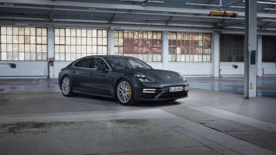 Porsche Panamera restylée (2021) | Les photos des versions 4S, 4 E-hybrid et Turbo S E-hybrid