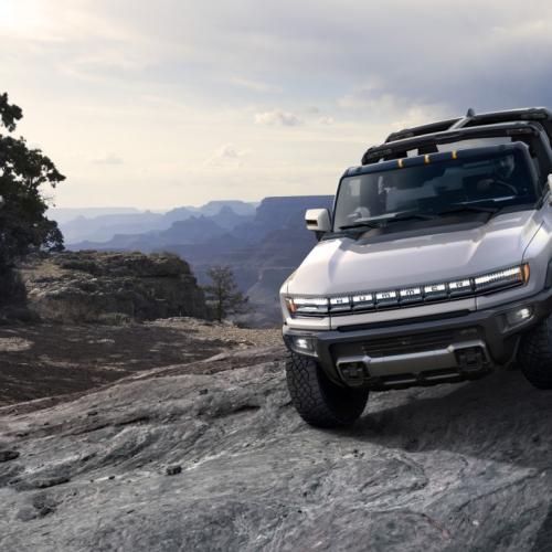 GMC Hummer EV Edition 1 (2022) | Les photos du pick-up américain électrique