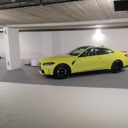 BMW M4 Competition   Nos photos du coupé sportif allemand