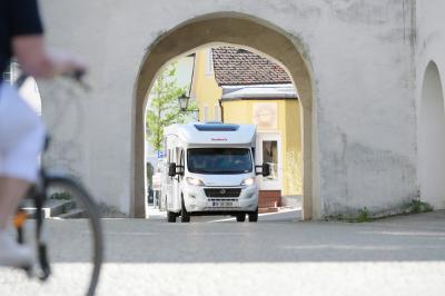 Dethleffs Trend T | les photos officielles du profilé allemand