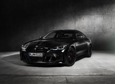 BMW M4 Competition x Kith | Les photos du coupé sportif en série limitée
