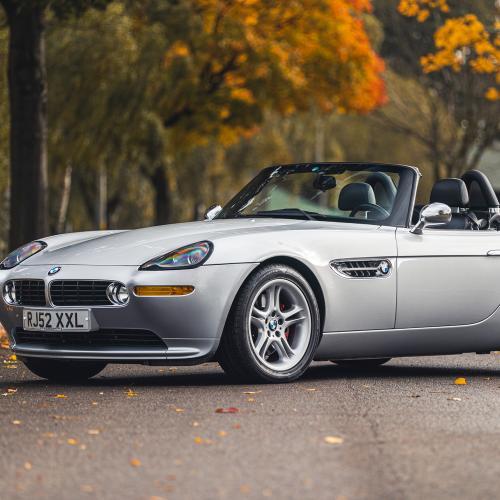 BMW chez Silverstone Auctions | Les photos des sportives de collection (11/2020)