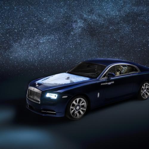 Rolls-Royce Wraith - Inspired by Earth | Les photos du coupé de luxe
