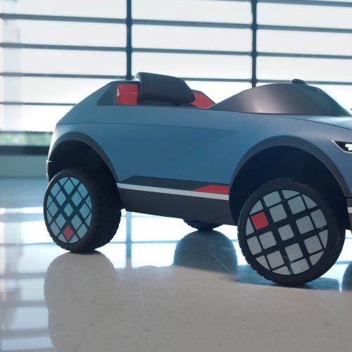 Hyundai Concept 45 | les photos de la version pour enfant