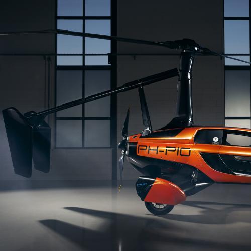 PAL-V Liberty   les photos officielles de la voiture volante