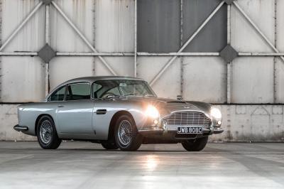 Aston Martin DB5 | les photos de la voiture mythique de James Bond