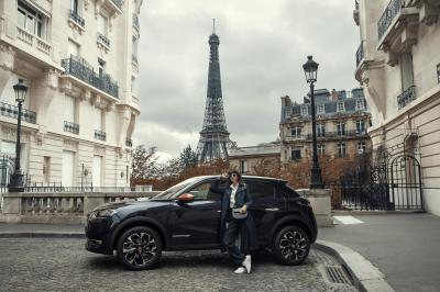 DS 3 Crossback Ines de la Fressange | les photos de la série limitée du SUV urbain