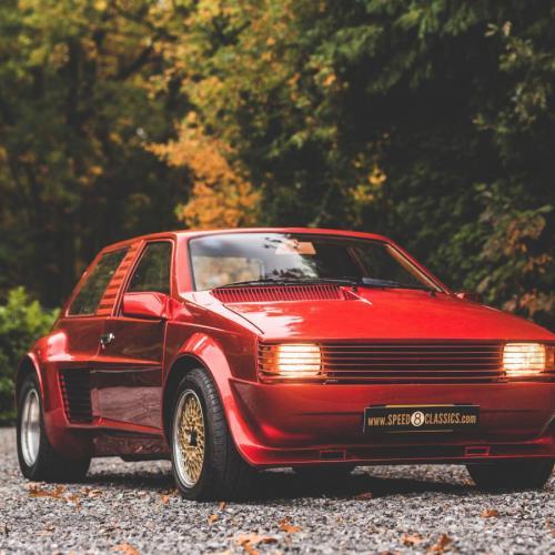Sbarro Super 8 | les photos de la sportive basée sur la Ferrari 308 GTB