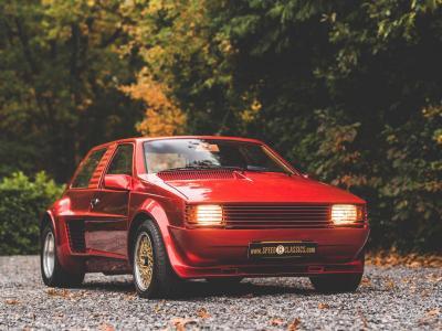 Sbarro Super 8   les photos de la sportive basée sur la Ferrari 308 GTB
