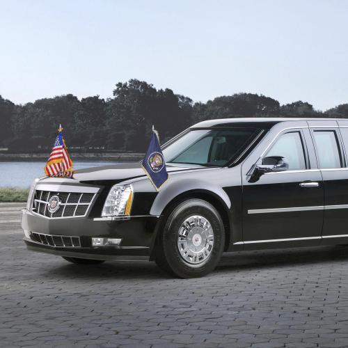 Cadillac One The Beast | Les photos de la limousine blindée du président américain