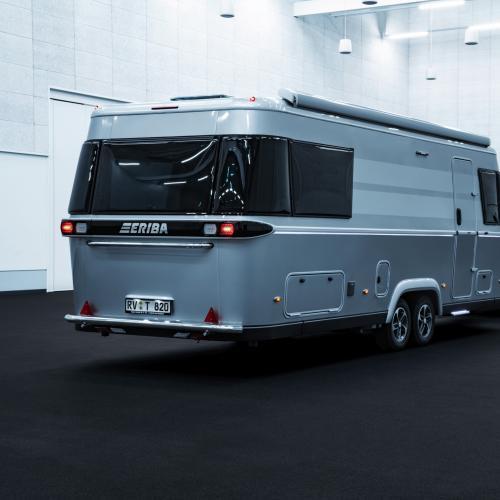 Eriba Touring 820 | les photos de la caravane