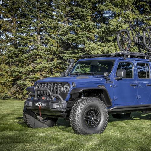 Jeep Gladiator Top Dog Concept | Les photos du pick-up aménagé