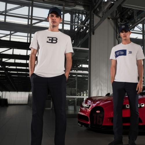 Bugatti   les photos de sa collection prêt-à-porter lifestyle
