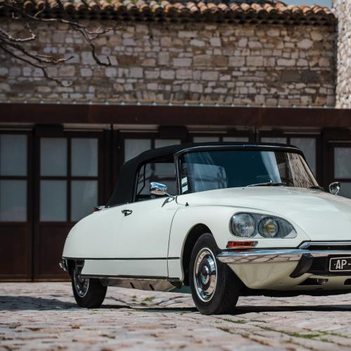 Citroën DS Cabriolet (1969) | les photos du modèle aux enchères chez RM Sotheby's