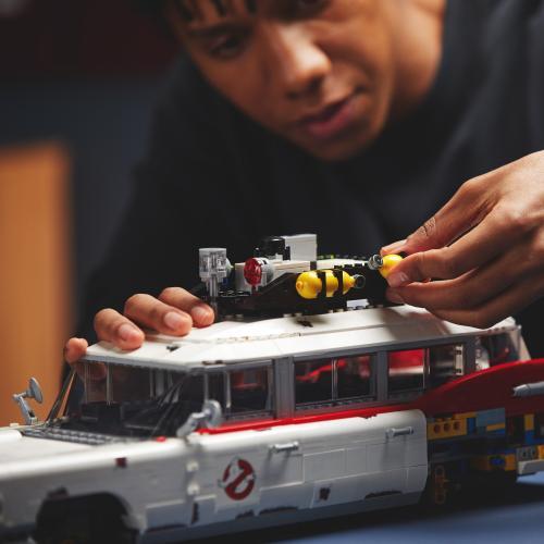Ecto-1 de Ghostbusters | les photos de la version Lego