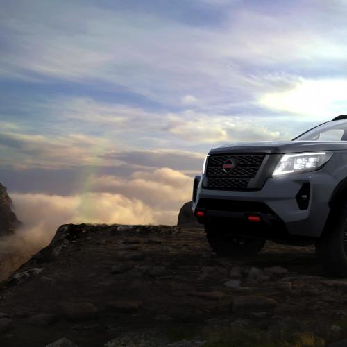 Nissan Navara restylé (2021) | Les photos du pick-up mis à jour