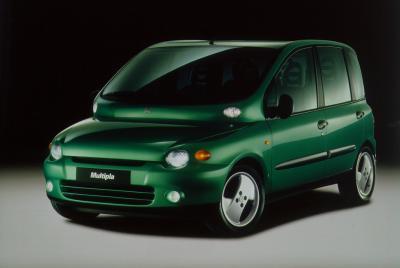 Fiat Multipla | les photos officielles