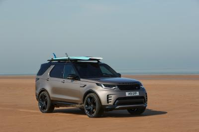 Land Rover Discovery (2021) | Les photos du SUV sept places restylé