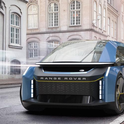 Range Rover Urban Concept | les photos du concept de Tomas Zumalakarregi