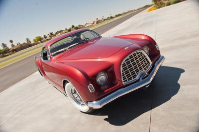 Chrysler d'Elegance Ghia | Les photos du concept-car américano-italien