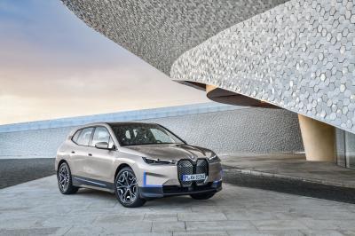 BMW iX   Les photos du nouveau SUV 100% électrique