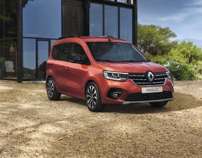 Renault Kangoo & Express | Les photos des nouveaux petits utilitaires légers