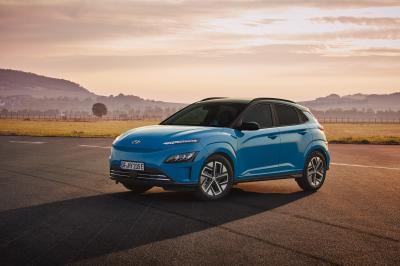 Hyundai Kona Electric (2021) | Les photos du SUV urbain 100% électrique