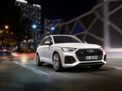 Audi SQ5 TDI restylé (2021) | Les photos du SUV sportif à V6 Diesel