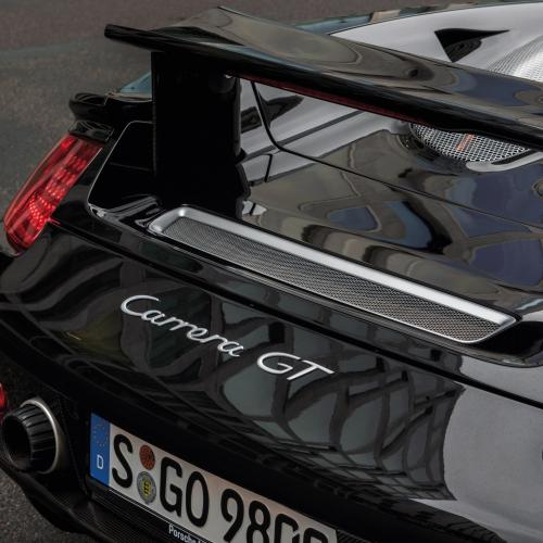 Porsche Carrera GT   Les photos de la supercar pour ses 20 ans