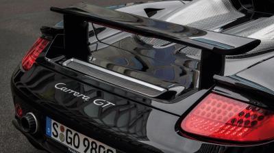 Porsche Carrera GT | Les photos de la supercar pour ses 20 ans