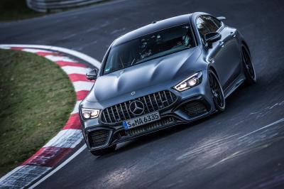 Mercedes-AMG GT 63 S 4 portes (2021) | Les photos de son record au Nürburgring