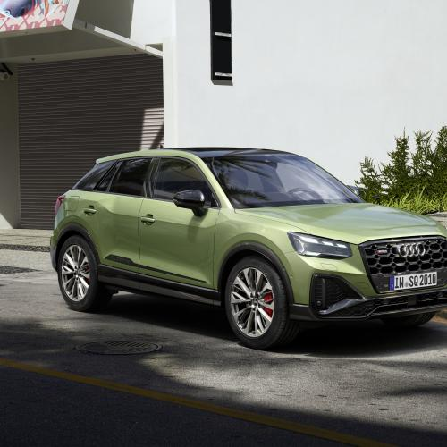 Audi SQ2 | les photos officielles